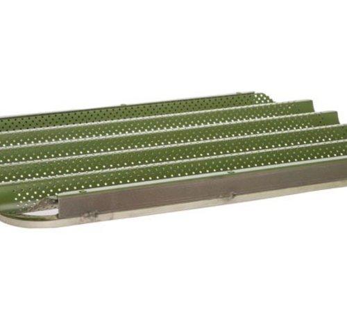 Cosy & Trendy For Professionals Ct Prof Bn Bakvorm Stokbrood 40x60 Groengecoated - 5 Kanalen Met 6cm Diameter