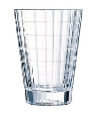 Cristal D'arques Iroko Tumbler  High Ball  28 Cl