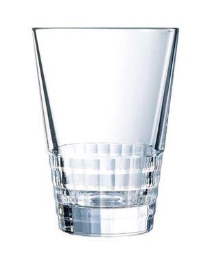 Cristal D'arques Amarante - Water glass - 28cl - (set of 4)