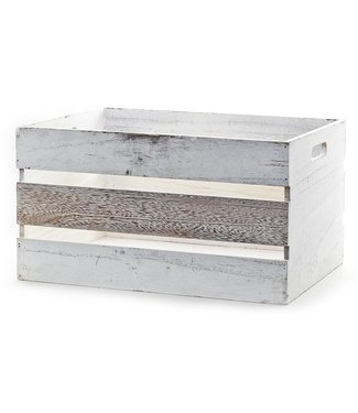 Cosy & Trendy Wooden Storage  40x30x22cm