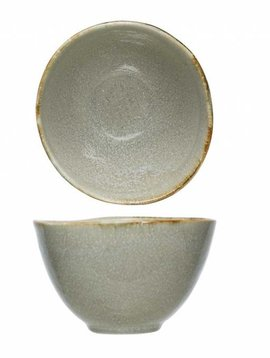 CT Ivanora Green Bowl D14xh9cm set of 6