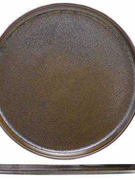 CT Piatto piatto Yucatan D27,5cm set di 4