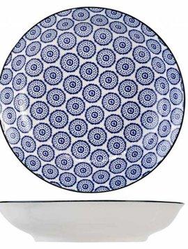 CT Piatto profondo blu Tavola D20.5cm