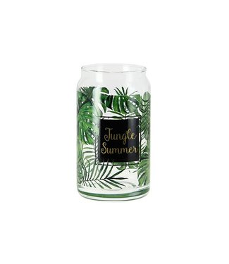 Cerve Can In Glas Lid Jungle Can 450 Cc Box 6m71410