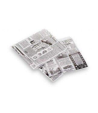 Brandless Times Hamburger-pizzazakje S500 Papier17x18cm