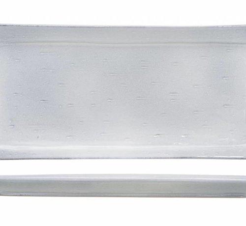 Cosy & Trendy Theodora Grey Rect. Plate 34x16cm