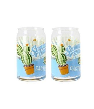 Cerve Fun-In-The-Sun-Cactus - Can - 45cl - (set van 6)