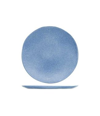 Cosy & Trendy Sajet Blue Teller Flach D27,5cm