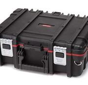 Keter Technician Case Zwart-rood 48x38x17.5cm