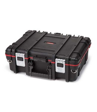 Keter Technician - Gereedschapskist - Zwart-rood - 48x38x17.5cm