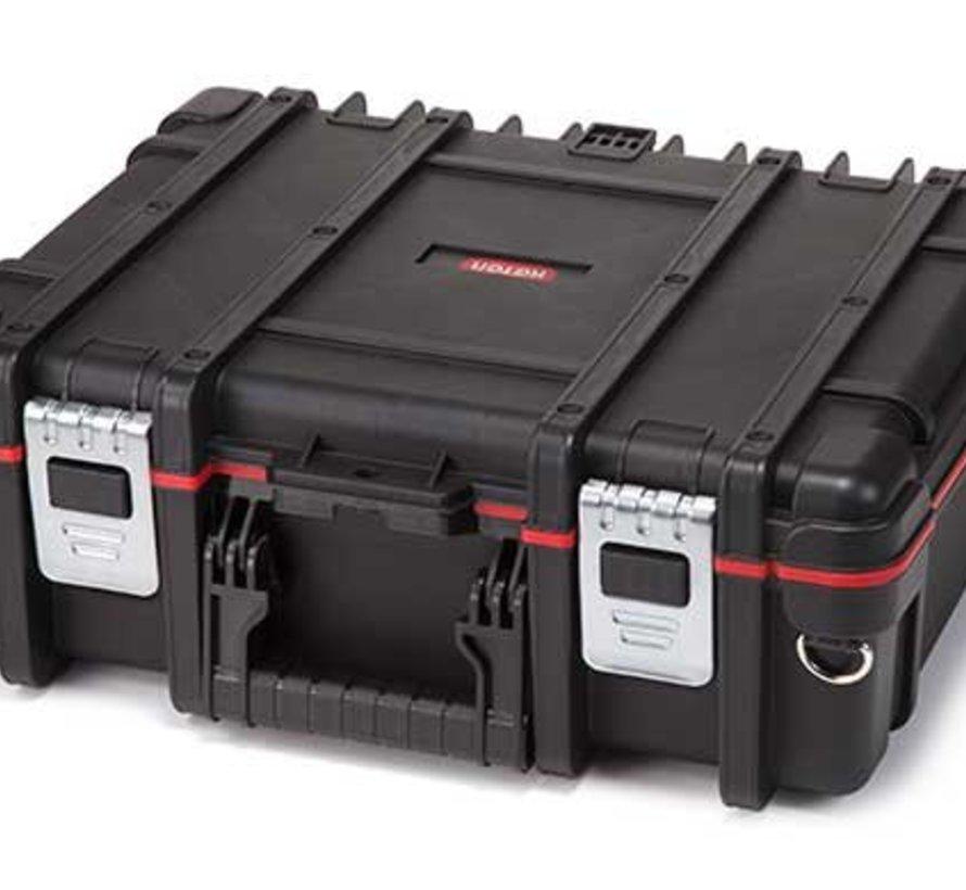 Technician Case Zwart-rood 48x38x17.5cm