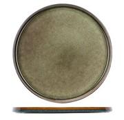 Cosy & Trendy Quintana Green Teller Flach D32,5cm