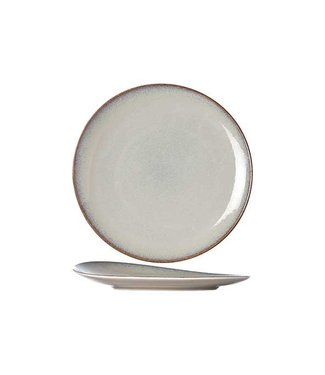 Cosy & Trendy For Professionals Vigo - Beige - Dessert plate - D18cm - Porcelain - (Set of 6)