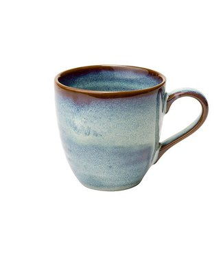 Cosy & Trendy Okarito-Hellblau - Tasse - 28cl - T8.5xh8.7cm - Keramik - (6er Set)