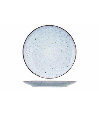 Cosy & Trendy Tessa-Bleu - Teller - D26,3 cm - Keramik - (6er Set)