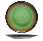 Cosy & Trendy Fervido Green Dinner Plate D26,5cm