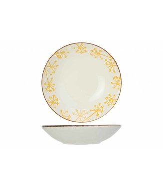 Cosy & Trendy Anis Yellow Soup Plate D21xh5cm