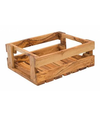 Cosy & Trendy Crate Fruit - Natural - 32x25cm - Wood.