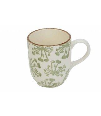 Cosy & Trendy Anis Green Mug D8,8xh10cm