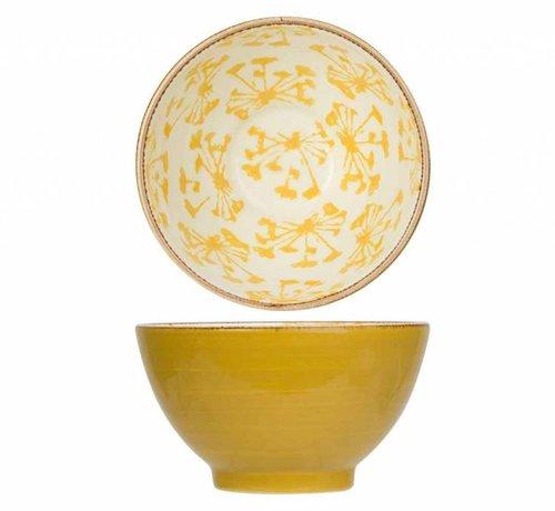 Cosy & Trendy Anis Yellow Ontbijtbol D14,2xh8,2cm