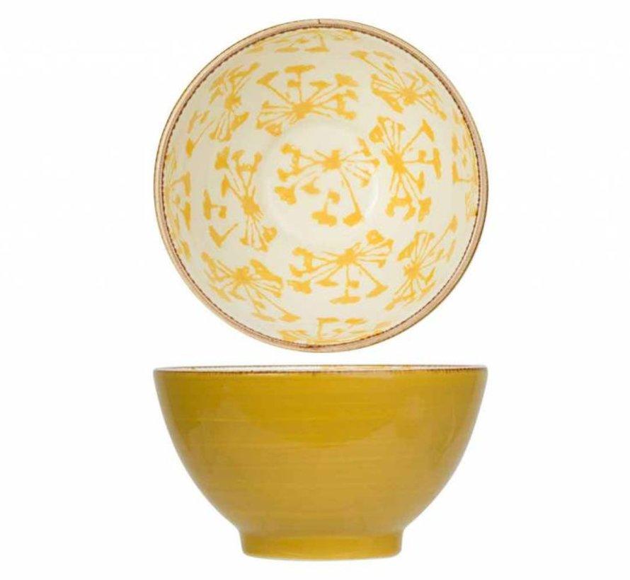 Anis Yellow Ontbijtbol D14,2xh8,2cm