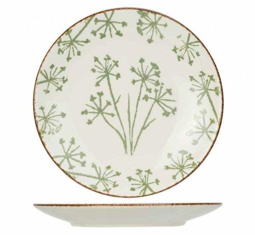 Cosy & Trendy Anis Green Dessertbord D21,9cm