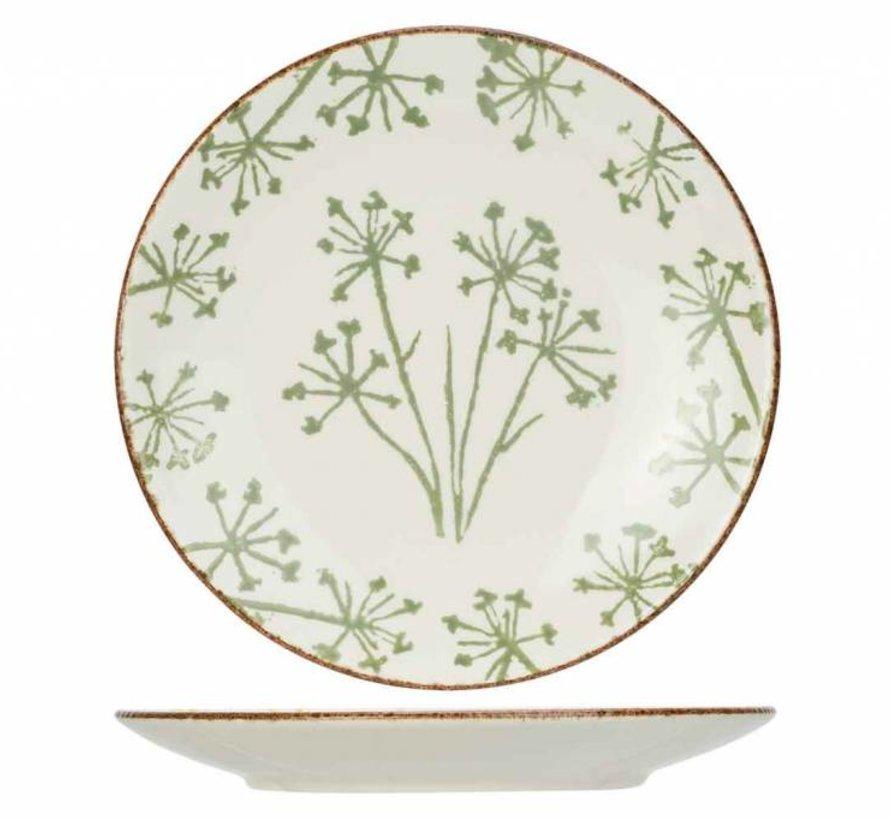 Anis Green Dessertbord D21,9cm