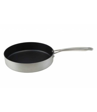 Cosy & Trendy Technopro Alu Frying Pan Grey-blackd20cmall Fires- Handle Stainless Steel