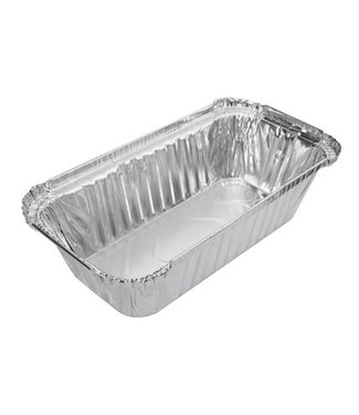 Cook'in Garden Bbq 10 Collection trays 20x10cm - Aluminum