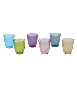 Cosy & Trendy Streetfood Festival Glass 31cl (Set di 6)