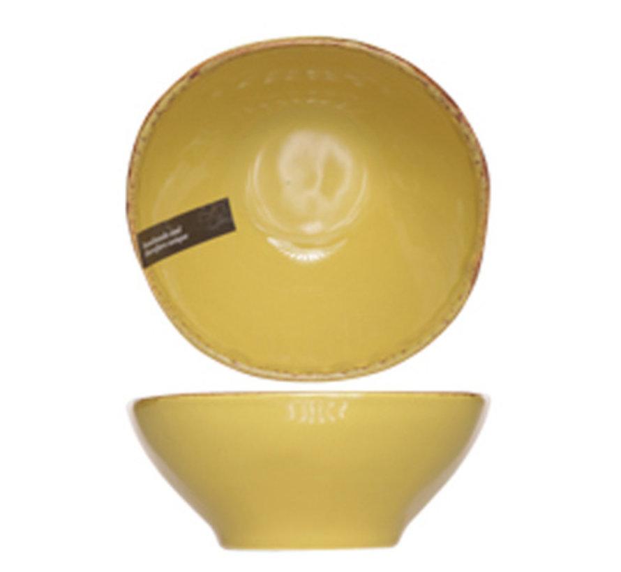 Organic Line Olijfgroen Bowl 15.5cm (set van 6)