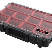 Keter Organiser With Clips Black-red 45.4x29.2x9.4cm