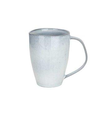 Cosy & Trendy Sajet Grey Mug D8,5xh11.5cm 39cl