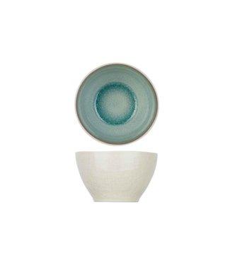 Cosy & Trendy Jacinto - Bowl - Green - D11xh7cm - Porcelain - (set of 6).