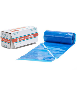 Keeplastics Spuitzakken Antislip 314x160mm Blauw72 Stuks