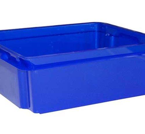 Keter Crownest Box 17l Laserblauw 43x36x14.5cm