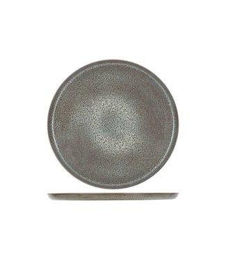 Cosy & Trendy Bento-concept Plat Bord Porselein - D34,5xh1,9cm (set van 4)