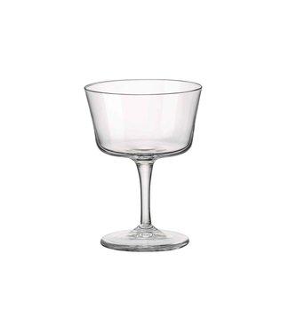 Bormioli Novecento Fizz Cocktail Glass 22cl Set4