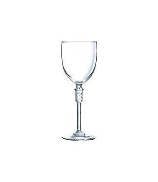 Cristal D'arques Bracelet Wine Glass 25cl (set of 6)