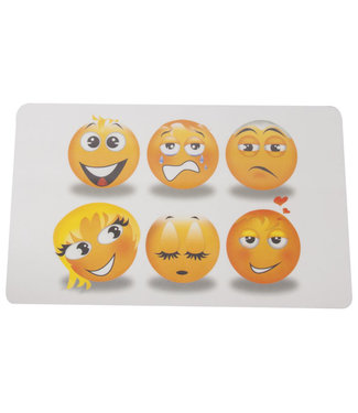 Ricolor Cutting Board Smiley 23.5x14.5cm
