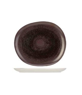 Cosy & Trendy Aubergina Dinner Plate 27,1x23,3cm
