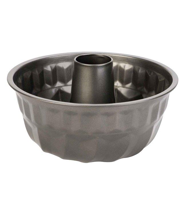 Cosy & Trendy Bakvorm Tulband - Grijs - D22xh11,6cm - Non Stick - Metaal