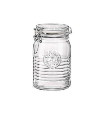 Bormioli Officina Einmachglas 1l (6er Set)