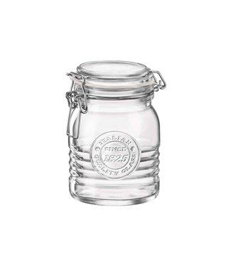 Bormioli Officina Einmachglas 0,75l (6er Set)