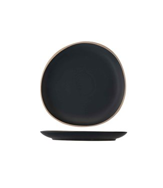 Cosy & Trendy Galloway Black Dinner Plate D26cm