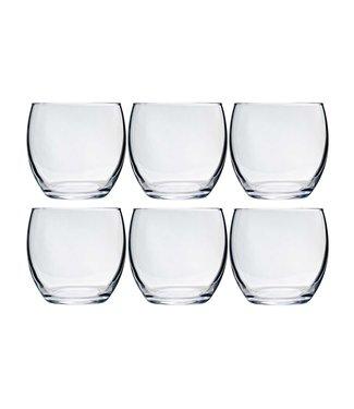 Cosy Moments Gemütliche Momente - Glas - Transparent - 34cl - Glas - (6er-Set).