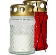 Cosy & Trendy Ct Gravelight White 10hrs 40g 6.5xh11.5cm