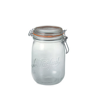 Le Parfait Super Preserving Jar 1l D85mm Set6