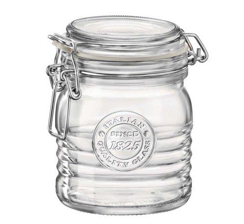 Bormioli Officina Einmachglas 0,35l (6er Set)