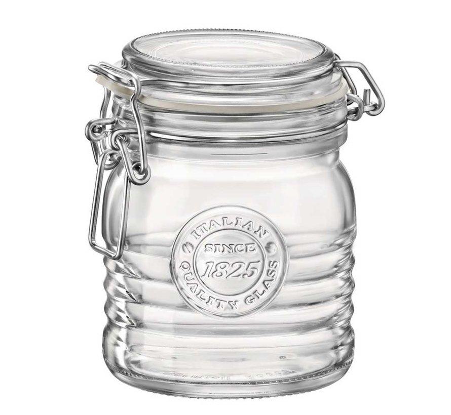 Officina Einmachglas 0,35l (6er Set)
